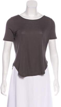 Theyskens' Theory Short Sleeve High-Low T-Shirt w/ Tags