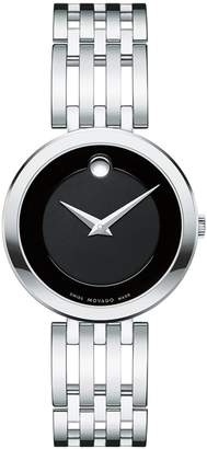 Movado Esperanza Analog Stainless Steel Bracelet Watch
