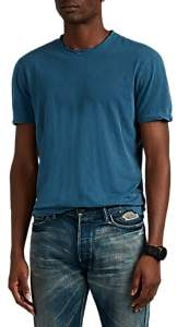 "James Perse Men's ""Clear"" Cotton Jersey T-Shirt - Dk. Blue"