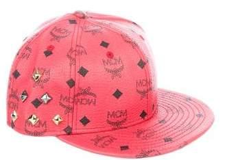 MCM Visetos Embellished Heritage Hat