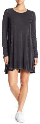 Rip Curl Topstitched Margeaux Dress