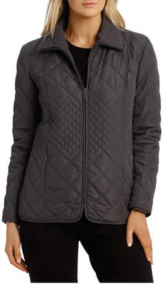 Regatta Basic Quilted Long Sleeve Jacket