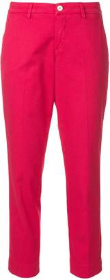 Re-Hash cropped tailored trousers