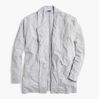 J.Crew Slub cotton cardigan