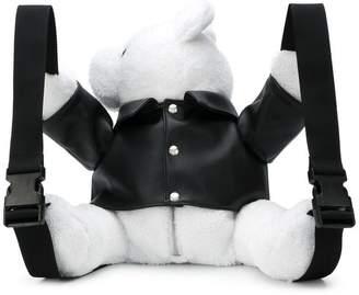 Versus teddy bear backpack