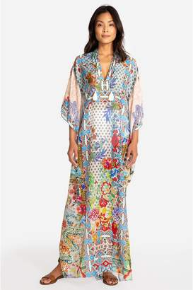 Johnny Was Juniper Long Kaftan