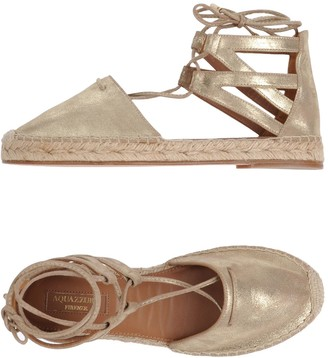 Aquazzura Espadrilles - Item 11290315ON
