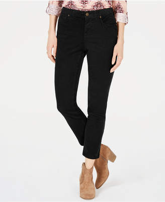 Style&Co. Style & Co Petite Tummy Control Corduroy Pants