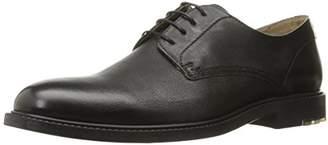 HUGO BOSS BOSS Orange Men's Cultroot Leather Lace Up Derby Work Shoe