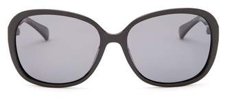 Cole Haan 58mm Oversized Sunglasses