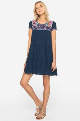 Johnny Was Peta Easy Tunic Dress