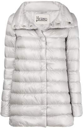 Herno zipped padded coat