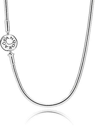 Pandora Women Silver Chain Necklace - 596004-60
