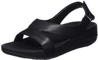 820008cdb193 FitFlop Leather Upper Sandals For Women - ShopStyle UK