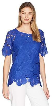 Rafaella Women's Lace Top