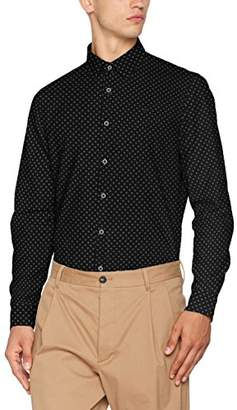 G Star Men's Core Shirt L/S Casual,Large