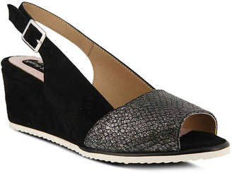 Spring Step Evia Wedge Sandal - Women's