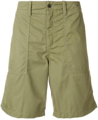 Our Legacy rear pocket bermuda shorts