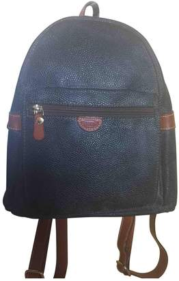 Bric's Leather Backpack