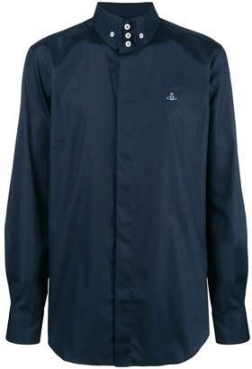 Vivienne Westwood buttoned collar shirt