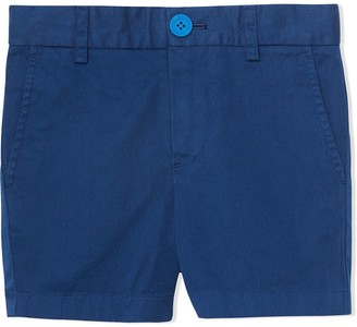 Burberry Cotton Chino Shorts