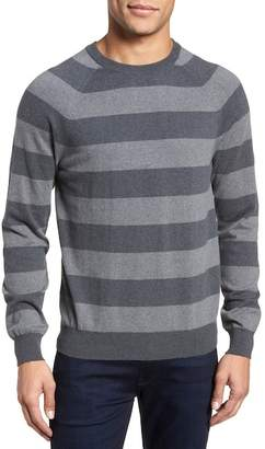 French Connection STRETCH COTTON STRIPE REGULAR