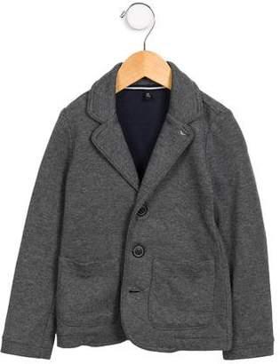 Armani Junior Boys' Knit Blazer