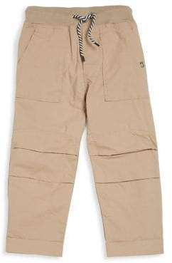 Diesel Little Boy's Drawstring Cargo Joggers
