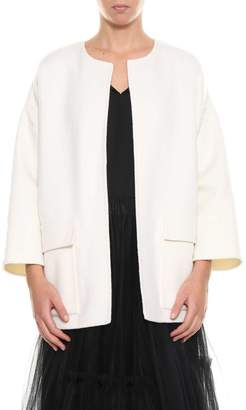 P.A.R.O.S.H. Open Front 'loly' Blazer From