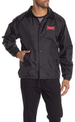 Brixton Ramsey Logo Shell Jacket