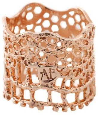 Aurelie Bidermann 'Vintage Lace' ring