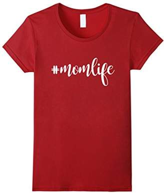 #MomLife Mommy T-Shirt