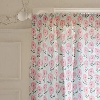 Mae Mae's Garden Curtains