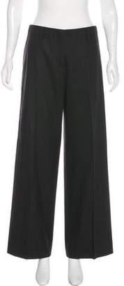 Gunex High-Rise Wool Pants