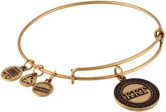 Alex and Ani Kappa Kappa Gamma Charm Bangle Bracelet