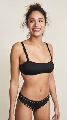 Moschino Bandeau Bikini Top
