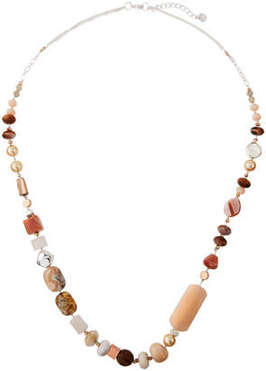 Nakamol Mixed Chunky Beaded Necklace