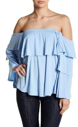 VAVA by Joy Han Adonia Off-the-Shoulder Top