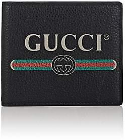 Gucci Men's Logo Billfold - Black