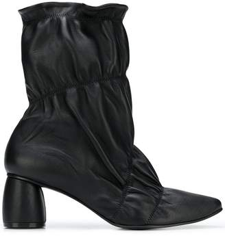 Reike Nen ruched detail boots
