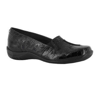 Easy Street Shoes Womens Purpose Slip-On Shoe Square Toe