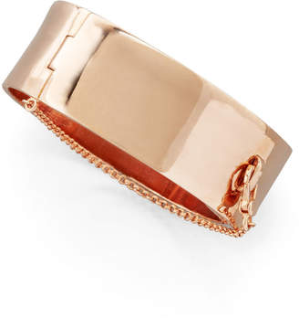 Eddie Borgo Safety Chain Cuff Bracelet