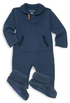 Andy & Evan Baby Boy's Toggle Romper