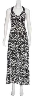 A.L.C. Printed Maxi Dress