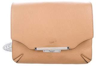 Rag & Bone Leather Moto Crossbody Bag