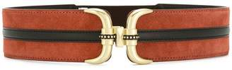 Just Cavalli buckled wide belt