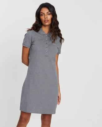 Lacoste Slim Fit Core Polo Dress