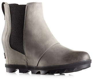 Sorel Women's Joan of Arctic Leather Chelsea Boots