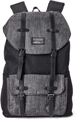 Olympia Black Cambridge Urban Backpack