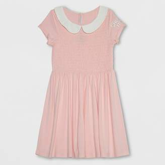 Eleven Paris Stranger Things Girls' Stranger Things Cosplay Dress - Peach